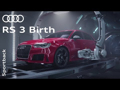 "Audi RS 3 ""Birth"""