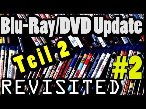 Blu-Ray / DVD Update Revisited #2 Teil 2 MEGAUPDATE HOUSE OF HORRORS