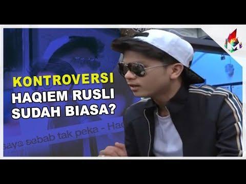 Haqiem Rusli Sudah Biasa? | Melodi 2018