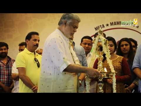 Mammootty Movie Oru Kuttanadan Blog Pooja Ceremony