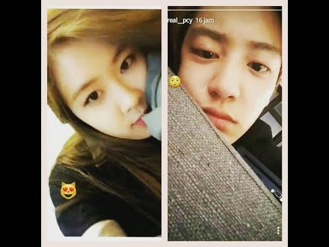 EXO Chanyeol & BLACKPINK Rosé ( Chanrose) | PCY couple - similarities & moments