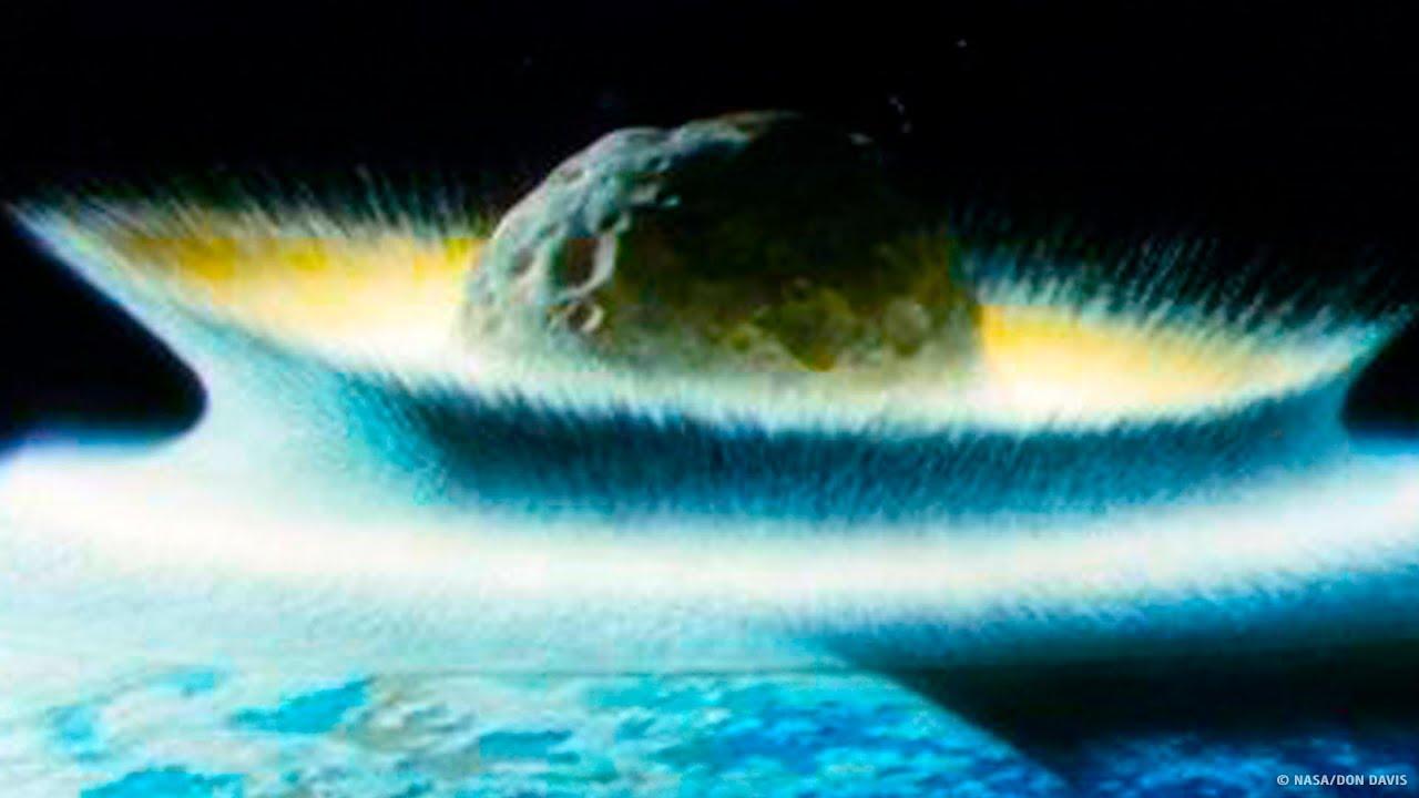 ถ้าดาวเคราะห์น้อยตกลงในมหาสมุทร สึนามิจะเกิดขึ้นหรือไม่?