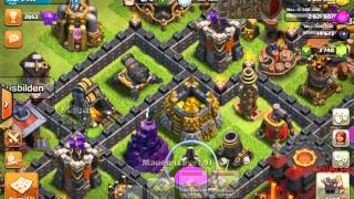 Let's Play Clash of Clans (Rathaus Gemmen)#015