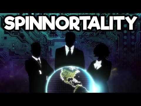 Overthrowing World Governments! Evil Corp Sim! - Spinnortality Gameplay Impressions
