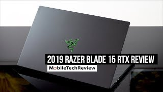 Razer Blade 15 Review - 2019 RTX 2080MQ