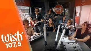 "Aegis performs ""Luha"" LIVE on Wish 107.5 Bus"