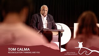 Tom Calma | Reconciliation Thinking and You | #dirrumfestivalCBR 2020