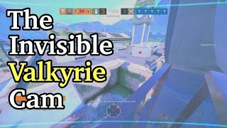 The Invisible Valkyrie Cam Spot - Rainbow Six Siege