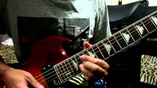 X Japan - The Last Song (Last Live Ver.)Guitar Solo Cover