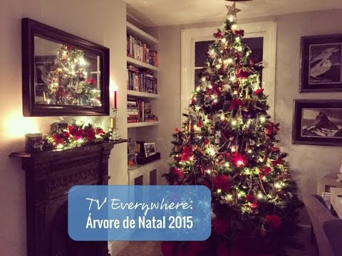TV Everywhere: Árvore de natal 2015