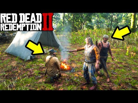 SECRET IN THE FOREST YOU DONT KNOW ABOUT IN Red Dead Redemption 2! RDR2 Gameplay thumbnail