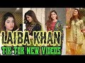 Pakistani Actress Laiba Khan Latest Tiktok Videos | Pakistani Muser Laiba Khan Tiktok Videos