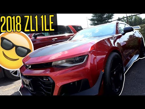 Should I trade in my ZL1 for my DREAM CAR? (wing alert)