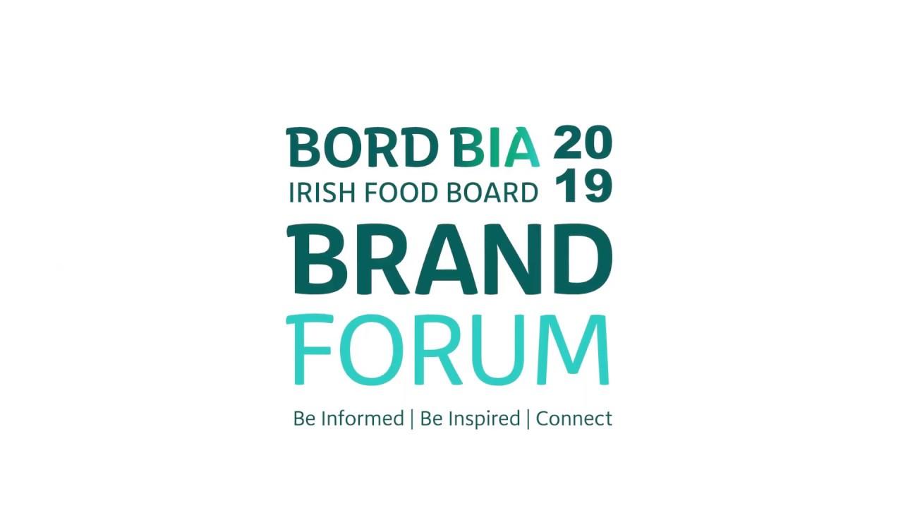 Brand Forum 2019 Summary
