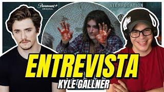 Hablamos con KYLE GALLNER protagonista de la serie INTERROGATION de Paramount Plus