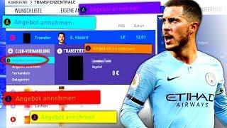 FIFA 19 : DIE SELTSAMSTE JEDES ANGEBOT ANNEHMEN CHALLENGE EVER !!! 🤓😂 Chelsea Karriere Challenge