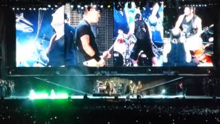 Metallica - Fight Fire With Fire HD(Lima-Peru Estadio Nacional  20-03-2014)