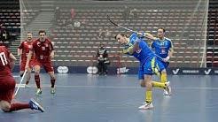 Maalikooste: EFT2019, Tshekki-Ruotsi 1-6 (miehet)