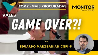 VALE3 | GAME OVER?! - 21/10/2021