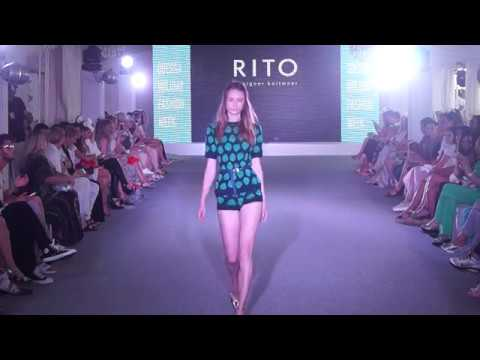 RITO.  Odessa Holiday Fashion Week 20 June 2017