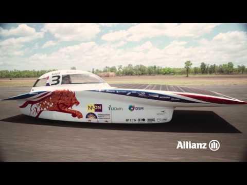 Allianz - World Solar Challenge 2015