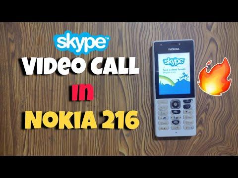 How To Video Call In Nokia 216   Nokia 222   Nokia 225   Nokia Phones