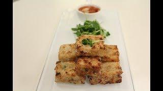 Chinese Style Corn Curd | Indo Chinese Cuisine | Sanjeev Kapoor Khazana