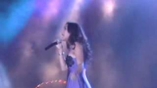 """Laura Caro en las Fiestas del Sol Mexicali,  """" el amor    coloca"""""""