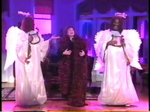 The Roseanne  1998 1 with Whoopi Goldberg, Nora Dunn & Sandra Bernhard