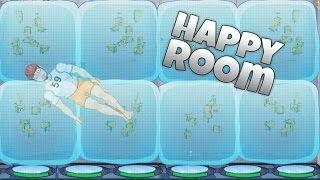 Happy Room - Biggest Piranha Tank Ever ! - Happy Room Sandbox Gameplay