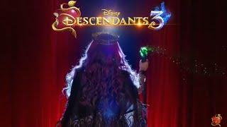 New Villain Reveal 🔥| Teaser | Descendants 3 / descendants