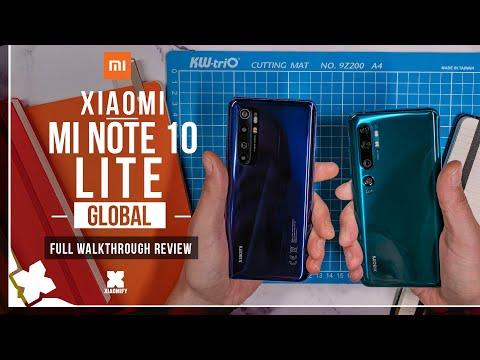 Xiaomi Mi Note 10 Lite - Global - FULL review [Xiaomify]