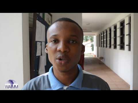 WAIMM Student Documentary - Earth Science dept students, University of Ghana