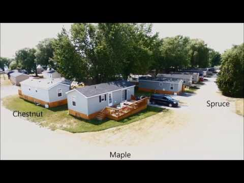 WK Vacations Cottage Rentals. RyGuy's Aerial Photography. Fpv Drone Bebop 2