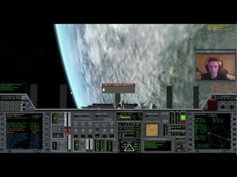 Orbiter 2010 - XR2 Rescue Mission [Part 1] - Atmospheric Surfing