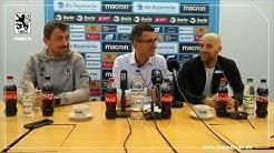 LÖWENRUNDE. Die Vorstellung unseres neuen Cheftrainers Michael Köllner (11.11.2019).