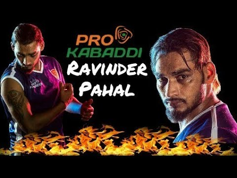Ravinder Pahal The Hawk | Pro Kabaddi | Hindi