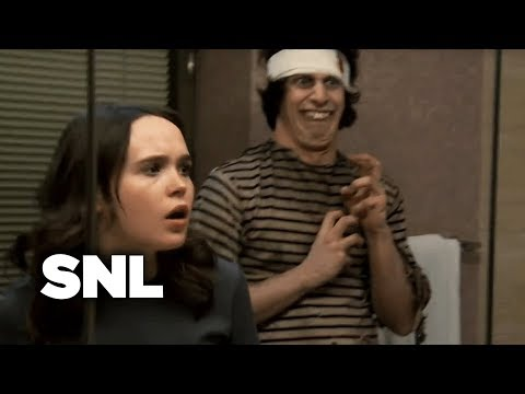 SNL Digital Short: The Mirror (ft. Andy Samberg, Jason Sudeikis, Ellen Page) - SNL