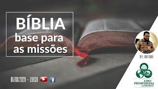 Bíblia base para as missões: Video 1 - IPT