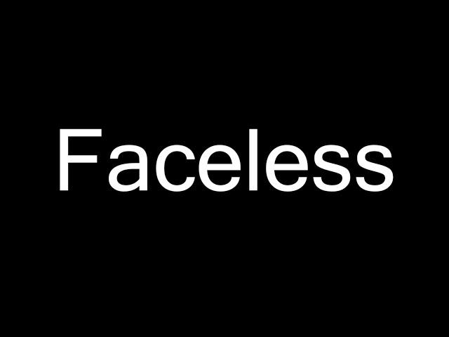 Panorama Panama Town 「Faceless」Teaser