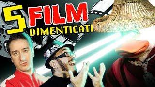 5 FILM Dimenticati dalle TV #2 w/Pio3d