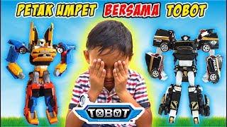 Main Petak Umpet Bersama TOBOT Tritan X Y Z dan Tobot Quatran Hitam C D R W |  Hide and Seek Kids