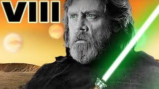 What REALLY Happened to LUKE in The Last Jedi? (SPOILERS) - Star Wars Explained