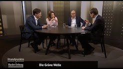 Basler Zeitung Standpunkte: Die Grüne Welle