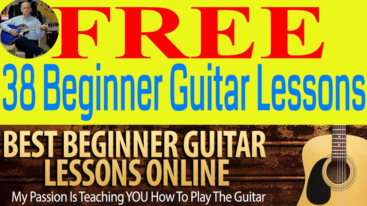 Play 10 Songs With 4 Chords - Free Guitar Lessons - YouTube