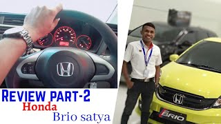 New Honda Brio Satya S MT | Review 2020