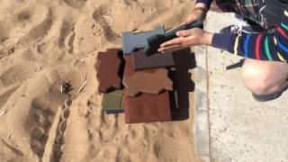 видео плитка катушка