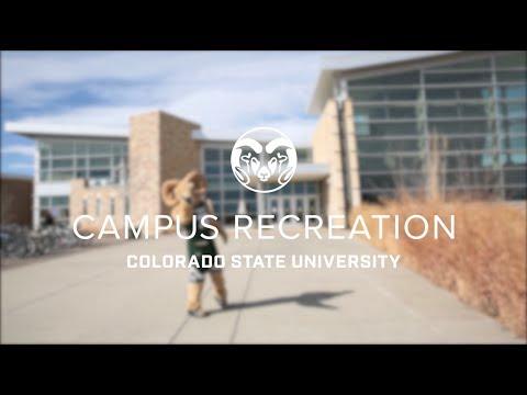 Campus Recreation Tour with Cam the Ram | Campus Rec at CSU