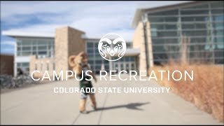 Campus Recreation Tour with Cam the Ram | Campus Rec at CSU