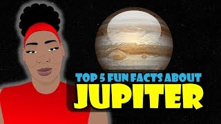 Love Outer Space? Watch fun facts for kids about Planet Jupiter (Solar System Educational Cartoon)